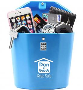 Cassetta di sicurezza portatile