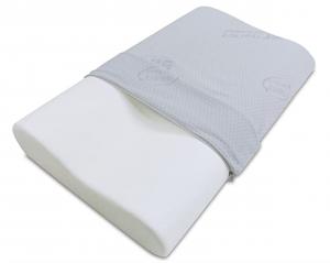 Cuscino in memory foam ortocervicale